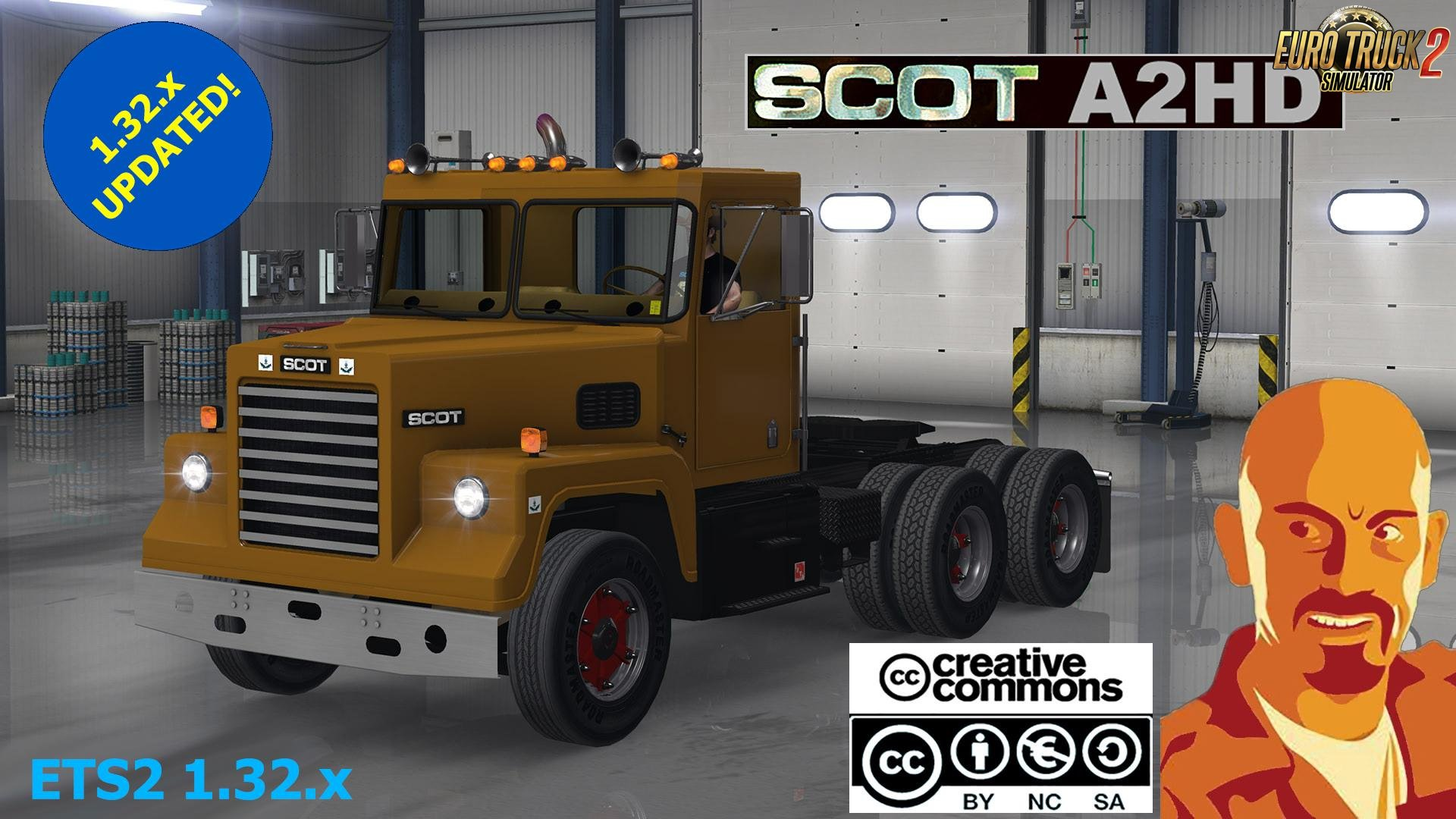 Scot A2HD edited by CyrusTheVirus [1.32.x]