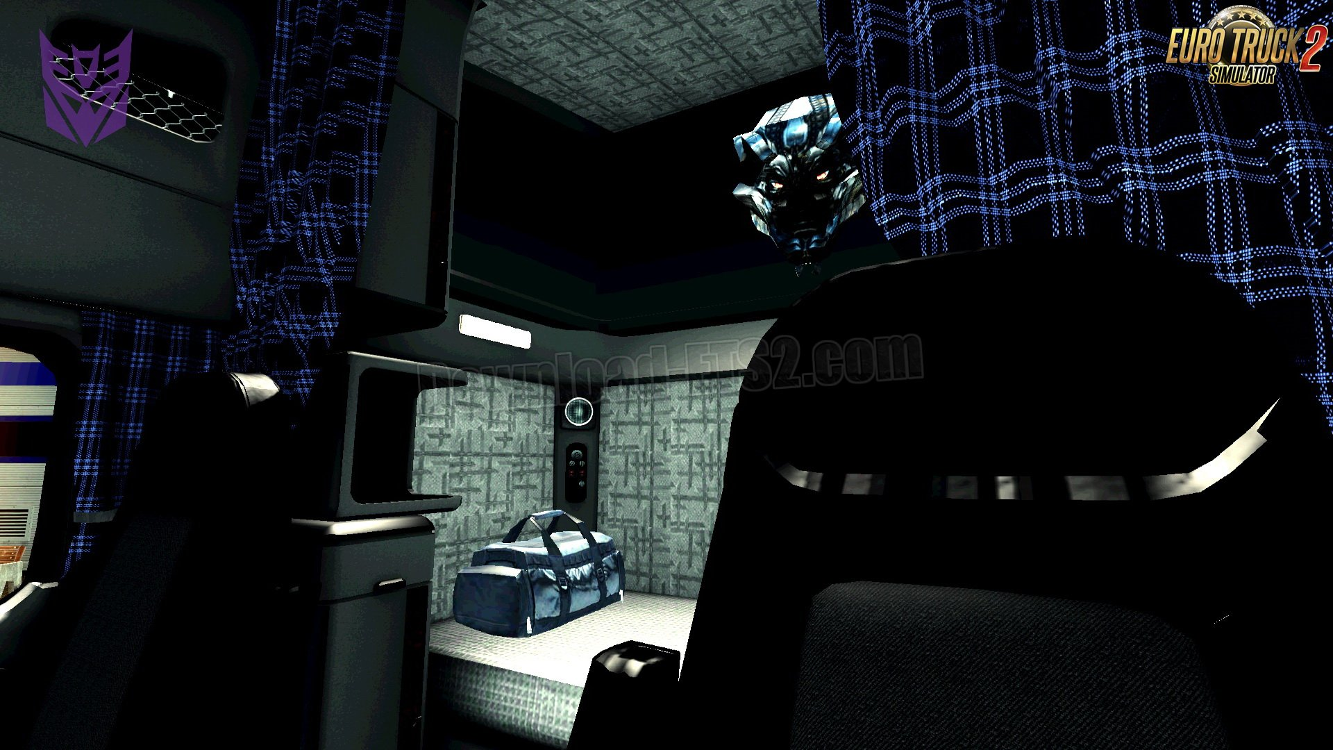 Galvatron TF4 + Interior (Transformers Edition) (1.32.x)