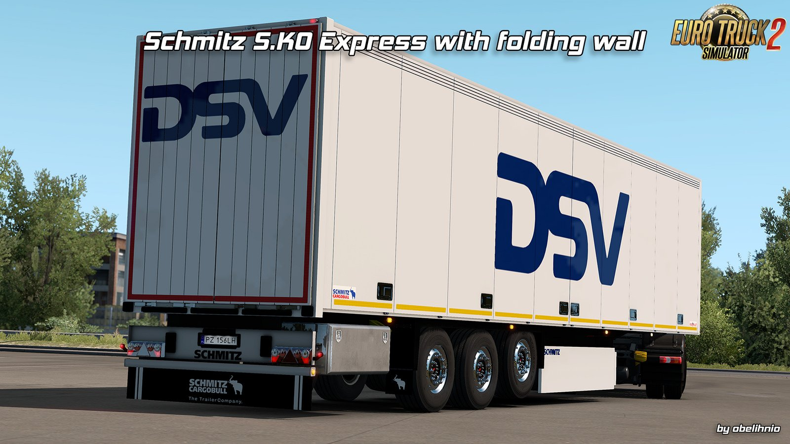 Schmitz S.KO EXPRESS with Folding Wall v1.31 [1.32.x]