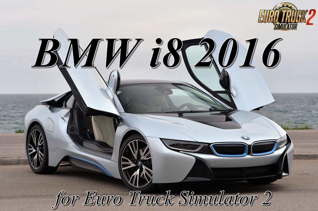 BMW i8 2016 [1.31.x-1.32]