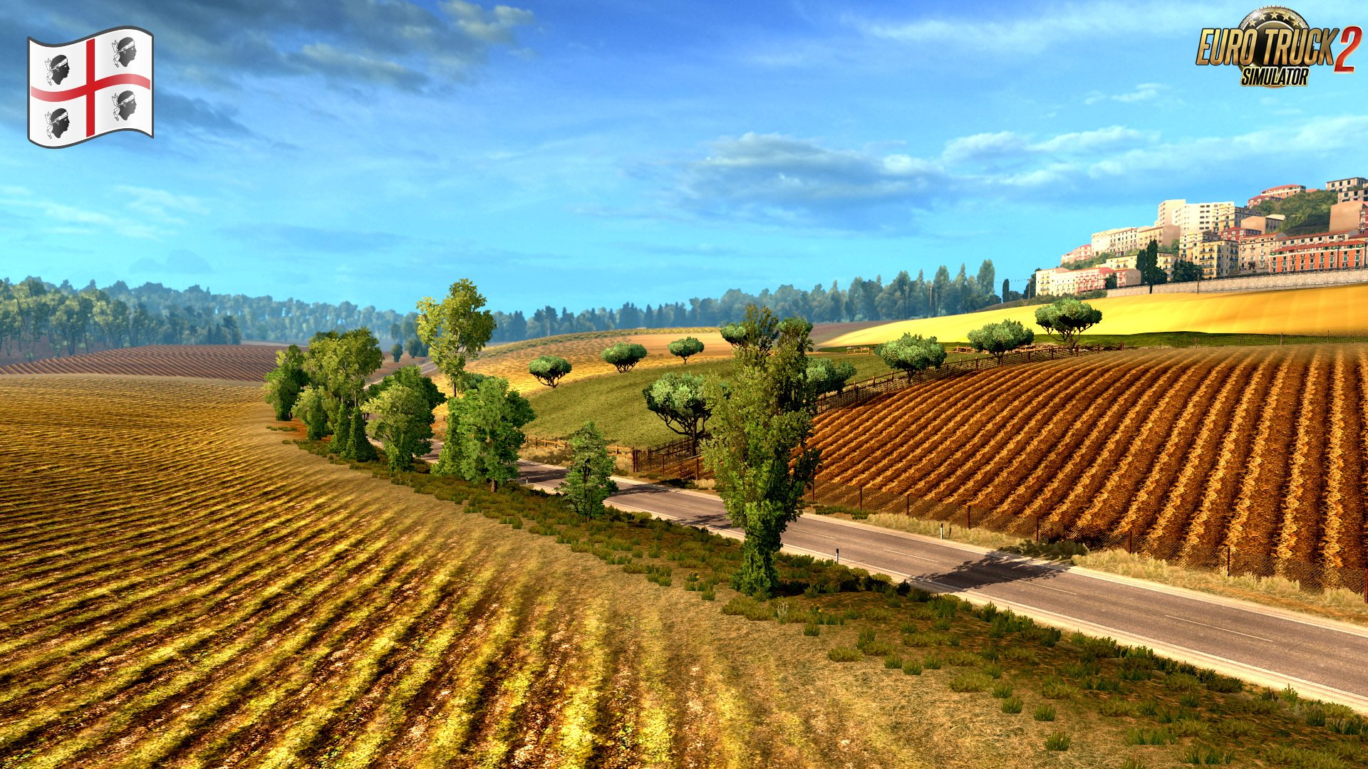 Sardinia Map Add-on v0.9.1 [1.32.x]