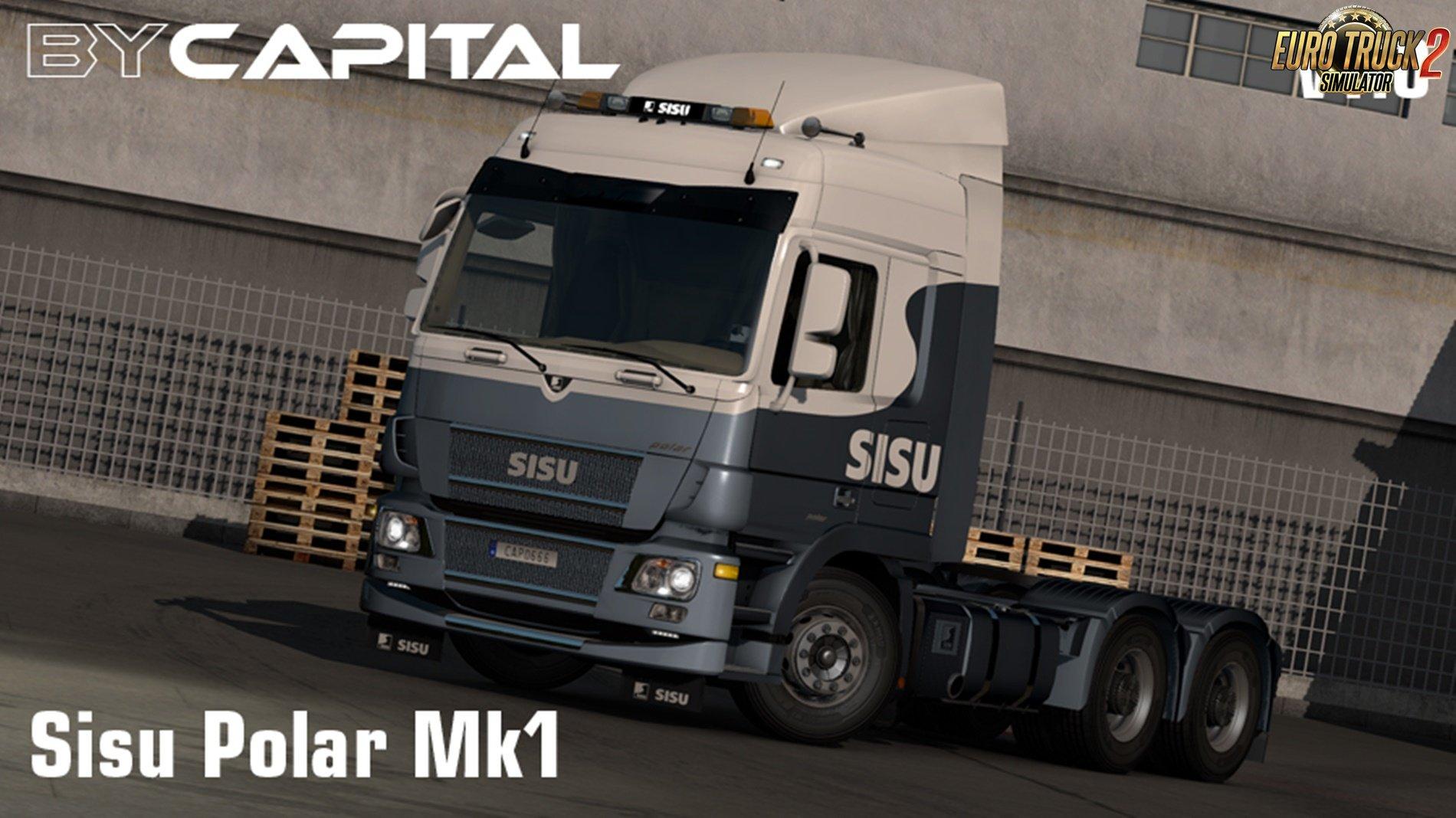Sisu Polar Mk1 v1.0 - ByCapital [1.32.x]