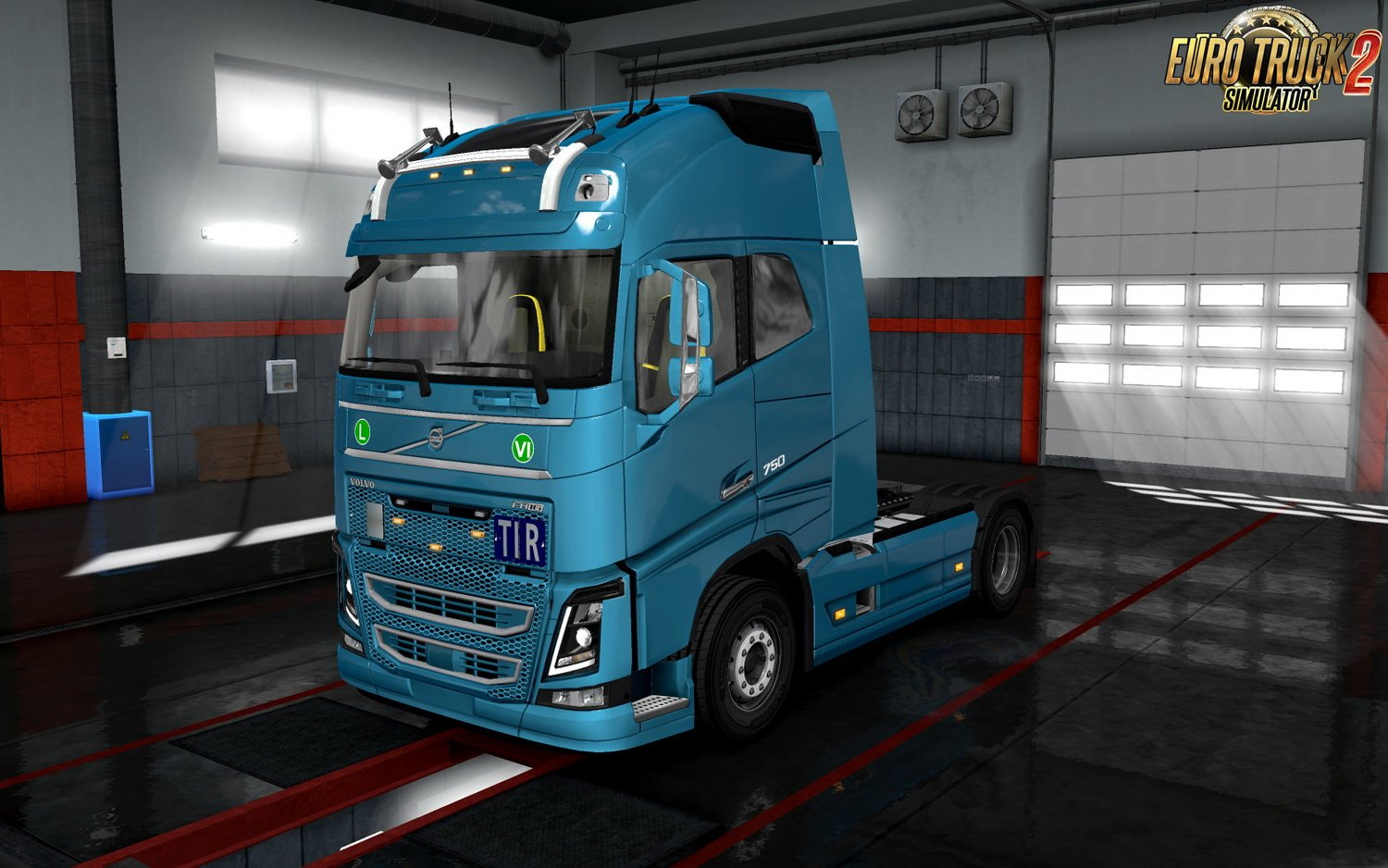 Volvo FH&FH16 2012 Reworked - Updated v3.1.2