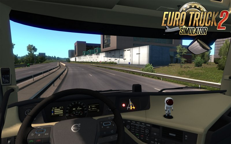 Space Paint Jobs Pack DLC for Euro Truck Simulator 2