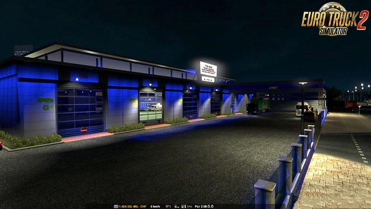 TDS ECO Truck Garage