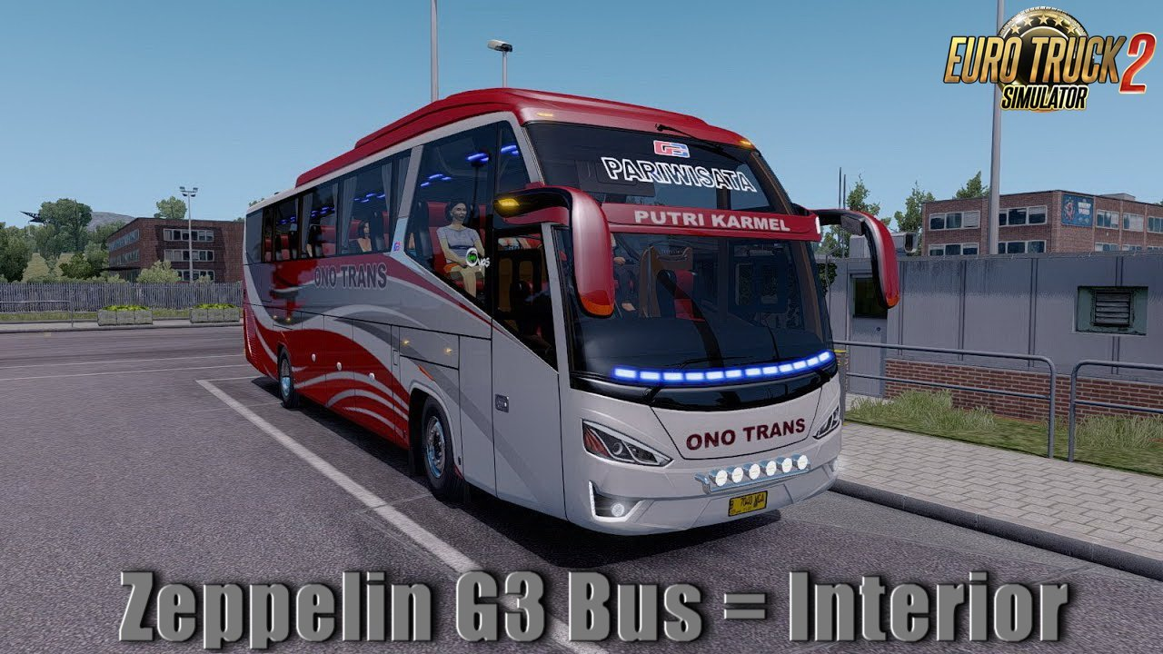 Zeppelin G3 Bus + Interior v1.0 (1.32.x)