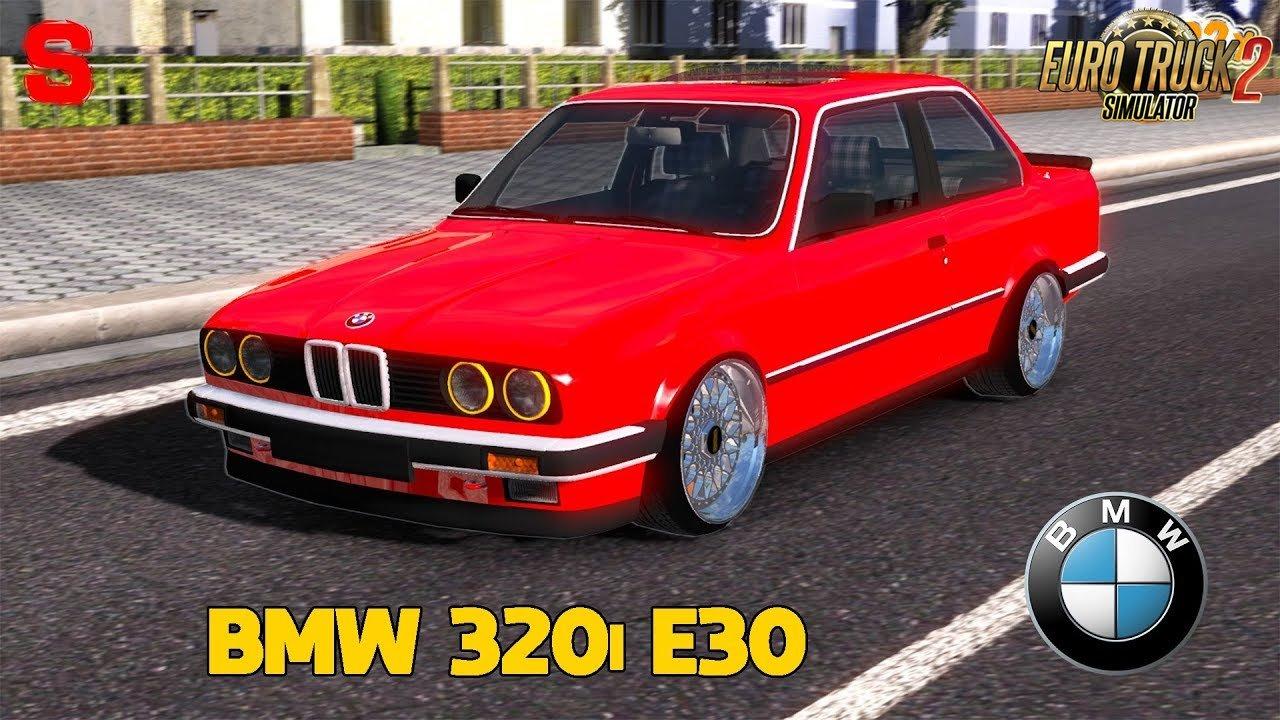 BMW 320I E30 + Interior v1.0 (1.32.x)