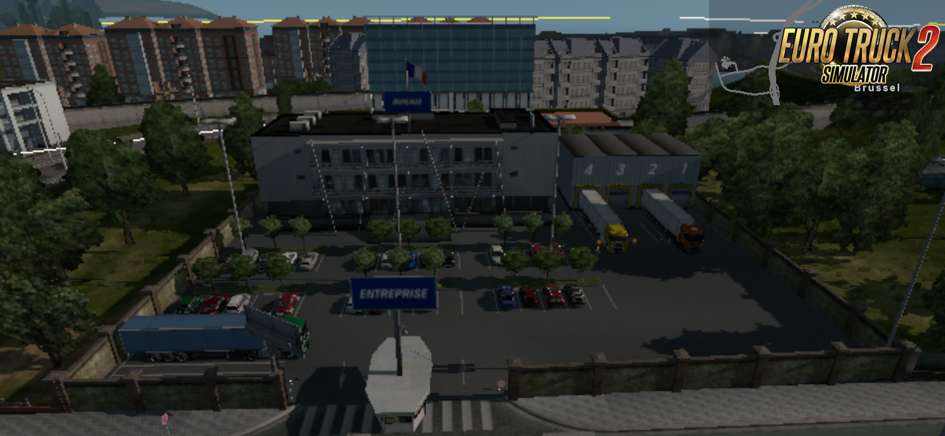 16 warehouses for Ets2 [1.32.x]