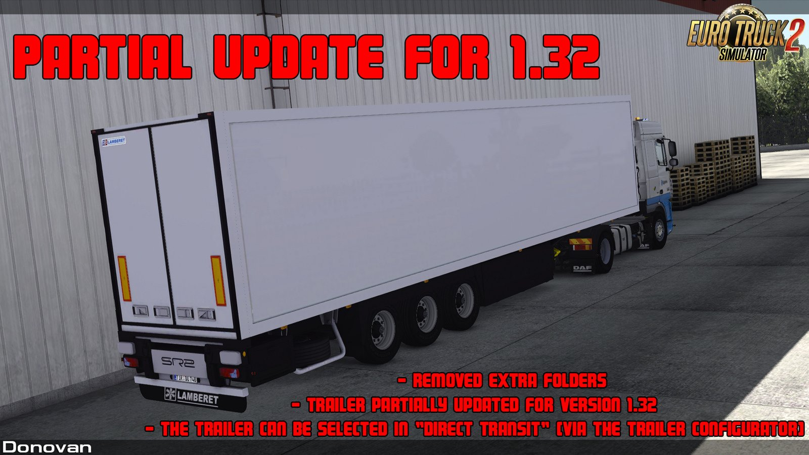 Lamberet Trailer v4.1 by Donovan