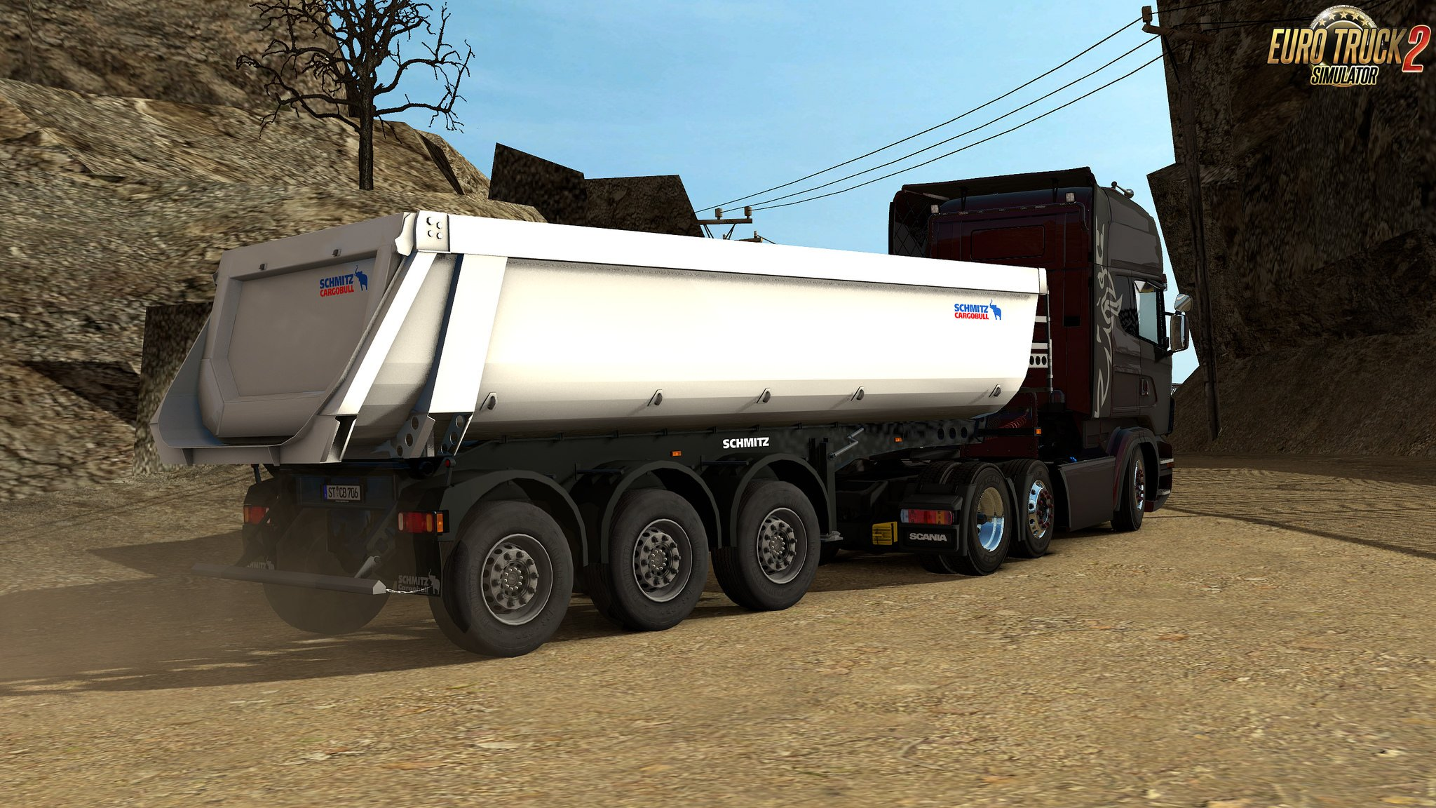Reworked S KI Solid 2.1 by FreD_ for Ets2