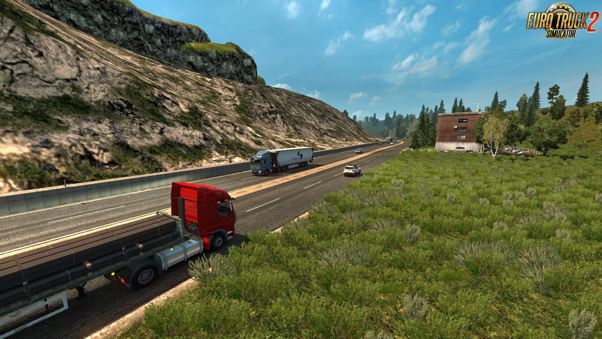 D2 Map v1.1 for Ets2 [1.32.x]