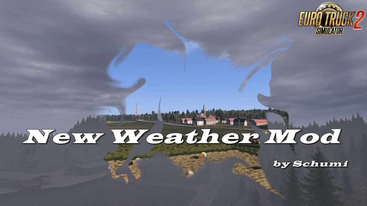 New Weather Mod v1.2 (1.32.x)