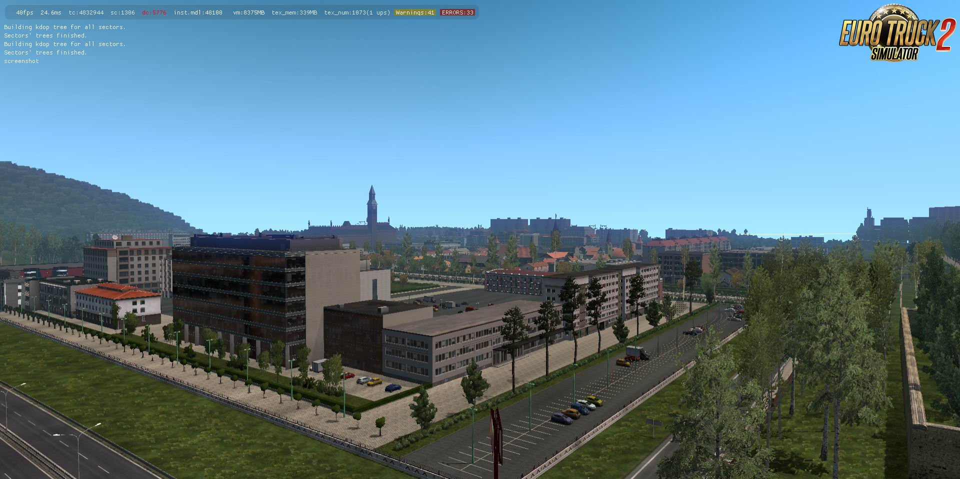 Romania Extended Map v2.0 by Arayas [1.33.x]