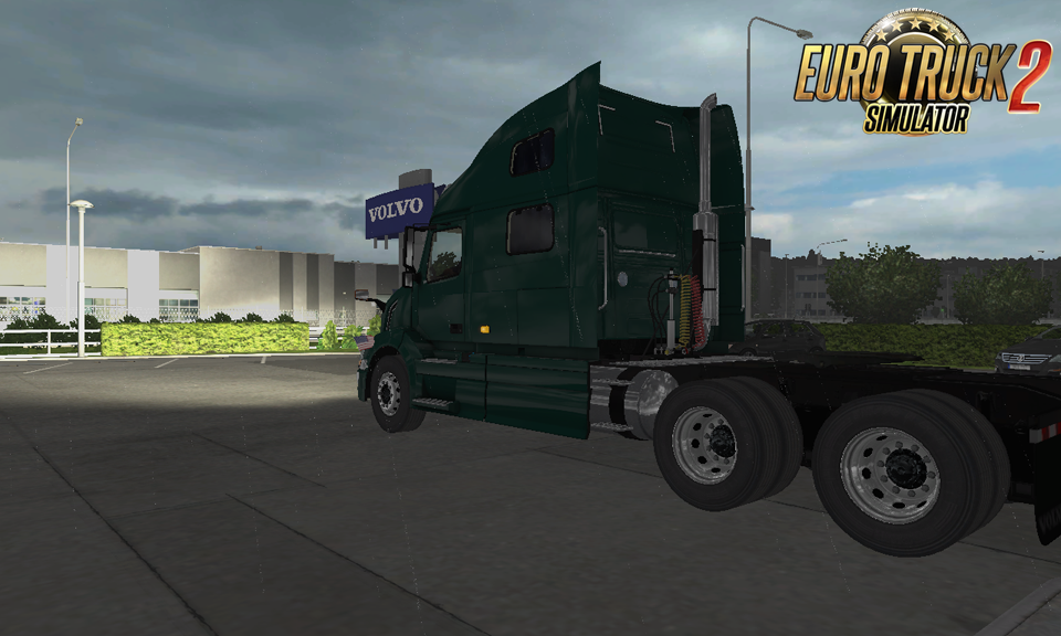 Ats Volvo VNL Ported To Ets2 [1.32.x]