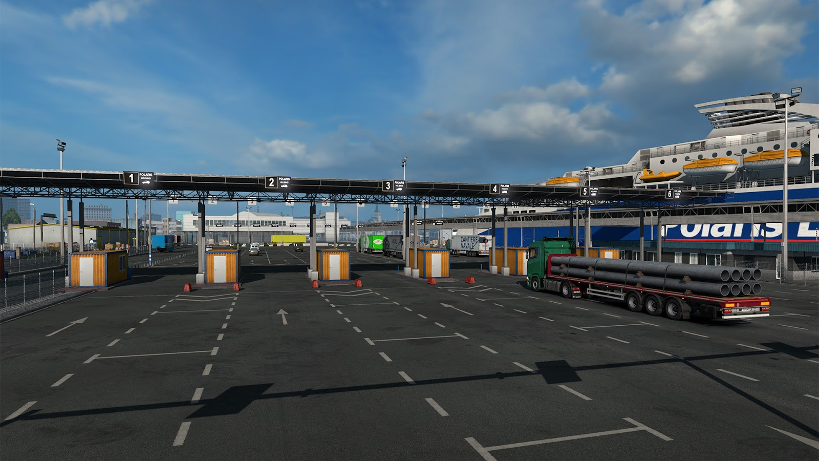 Baltic Ports