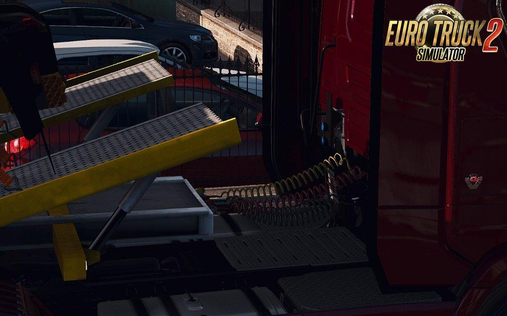 Ownership Truck Transport Trailer v2 for Ets2