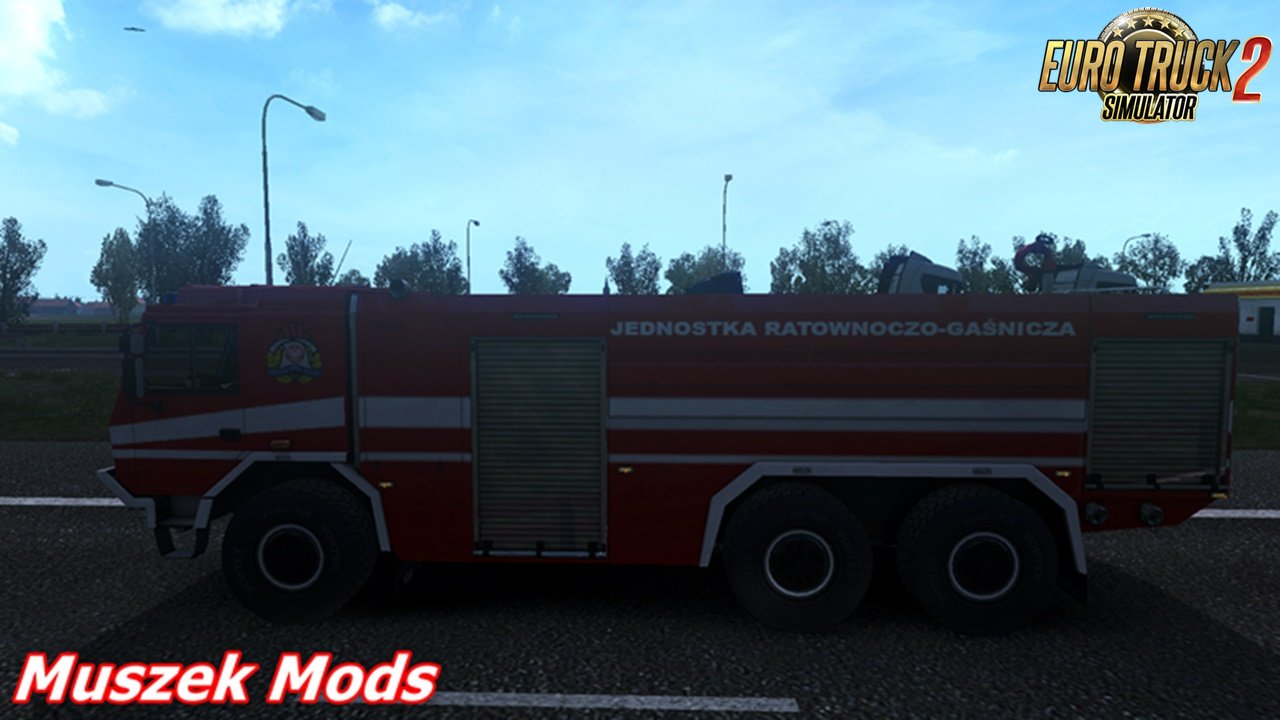 More Special vehicle v0.1 by Muszek