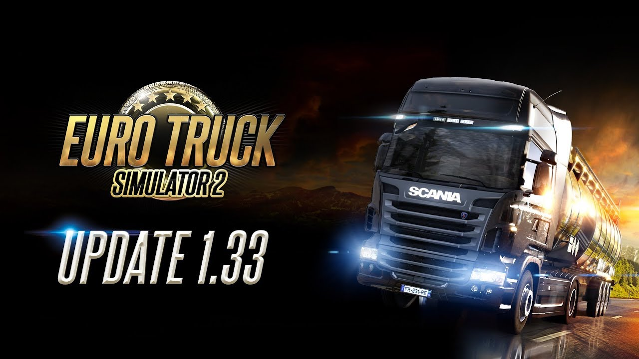 Euro Truck Simulator 2: Download Update 1.33