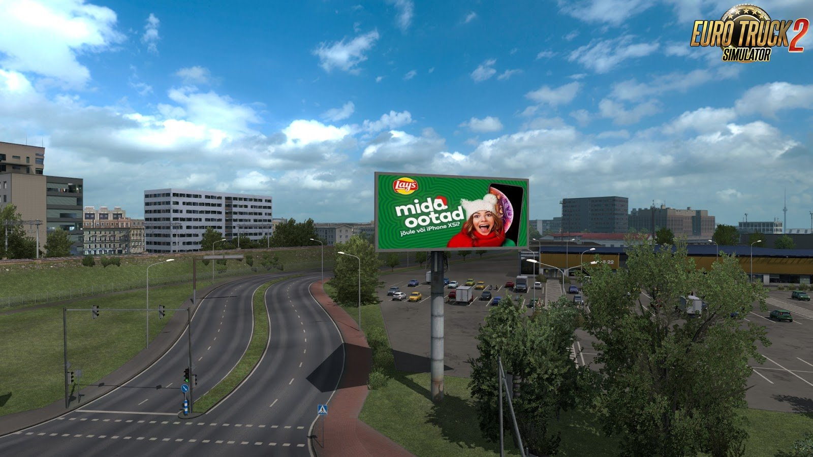 Real Advertisements v1.3 for Ets2