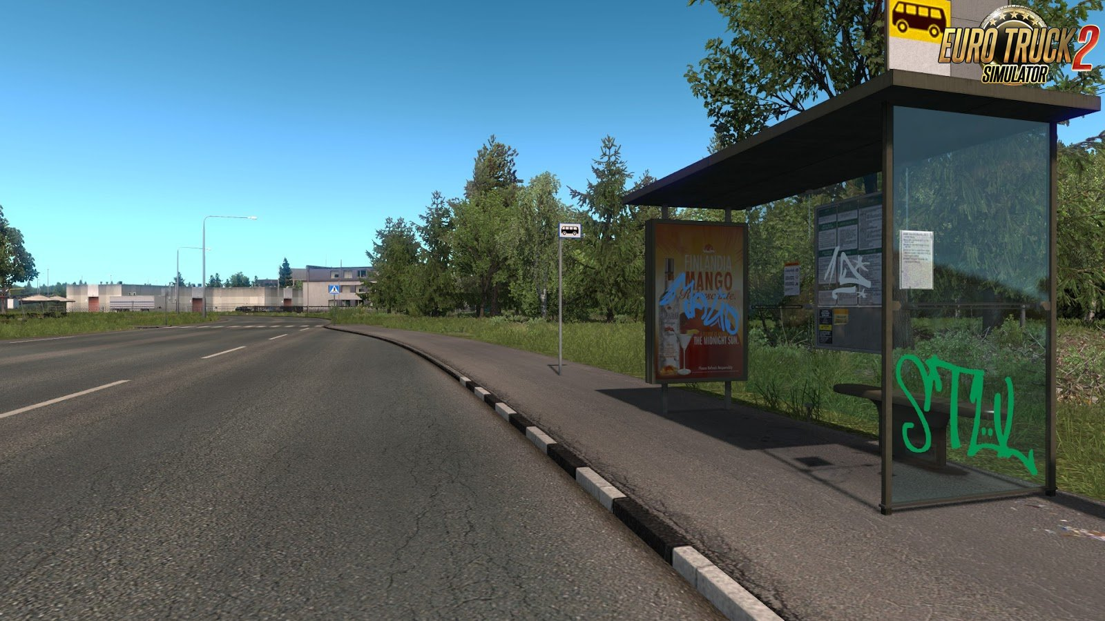 Real Advertisements v1.5 (1.34.x) for ETS2