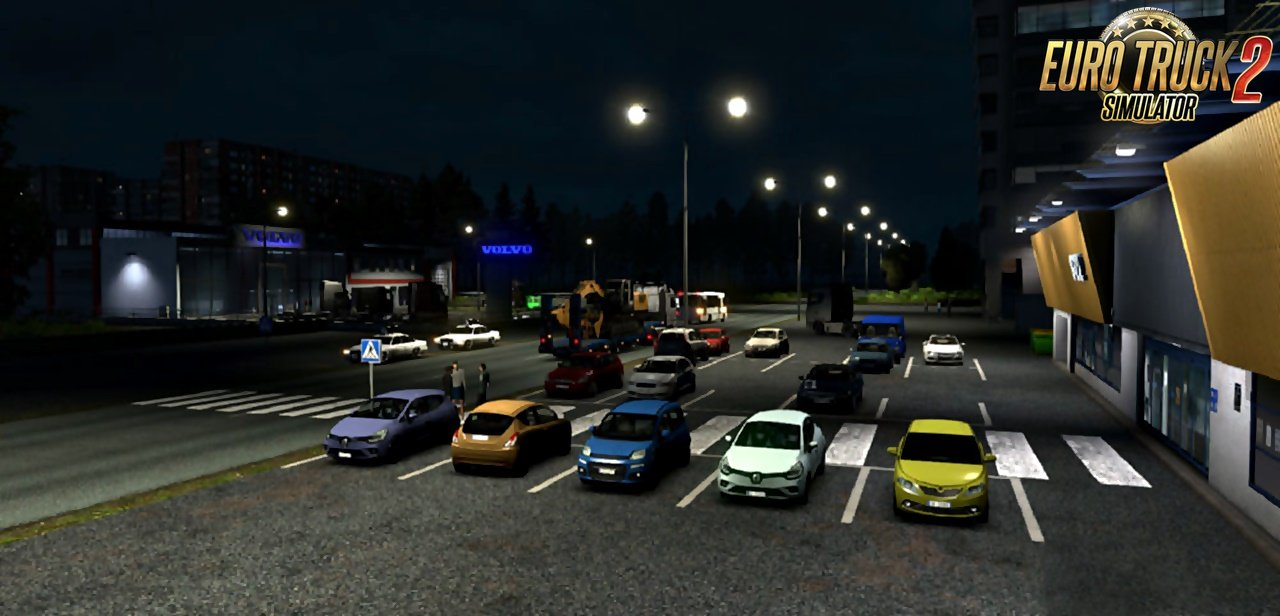 New Republic of Aloma for Ets2 [1.33.x]