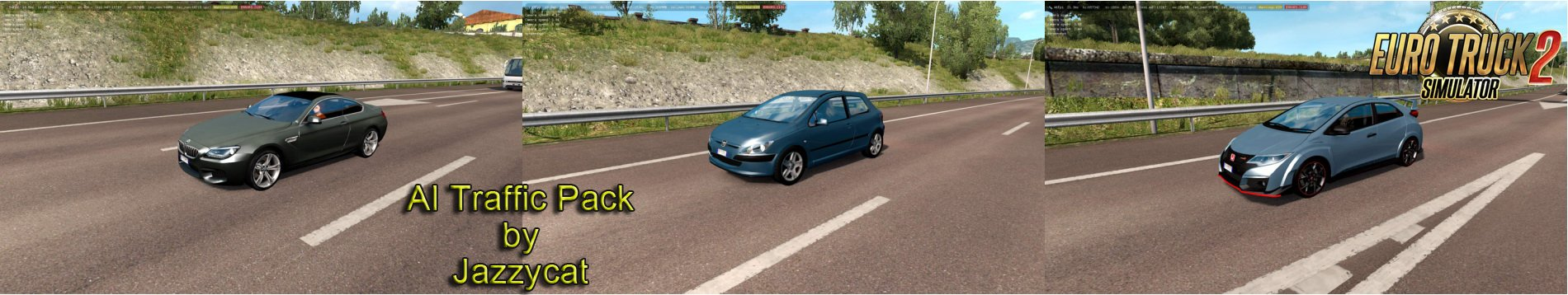 AI Traffic Pack v9.0 by Jazzycat