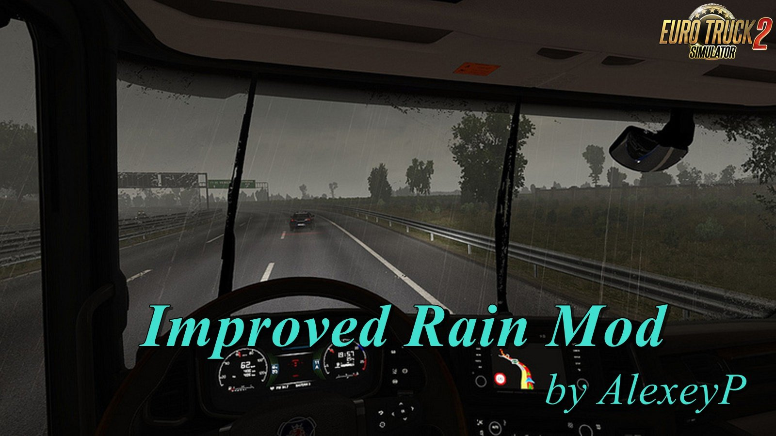 Improved rain mod v1.1 [1.33.x]