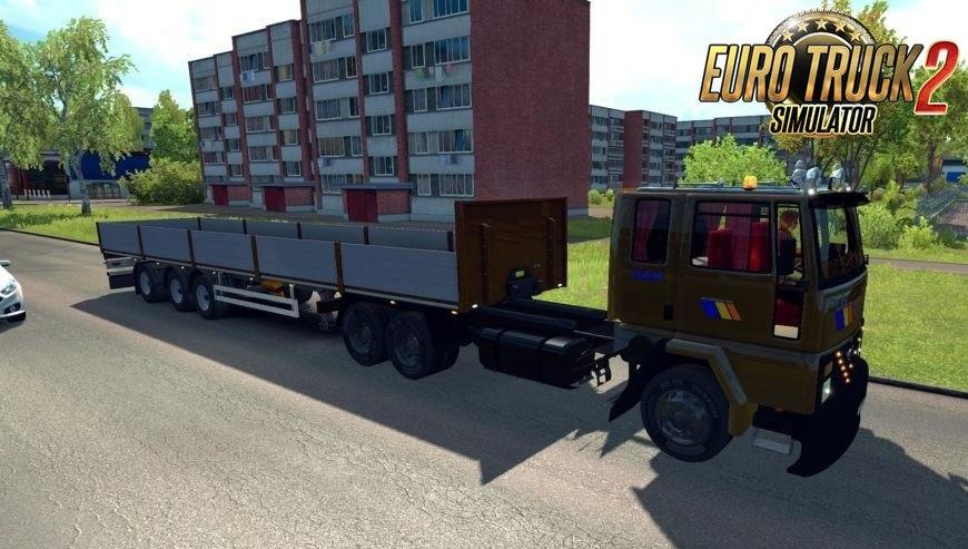 Ford Cargo 2520 + Interior v1.0 (1.33.x)
