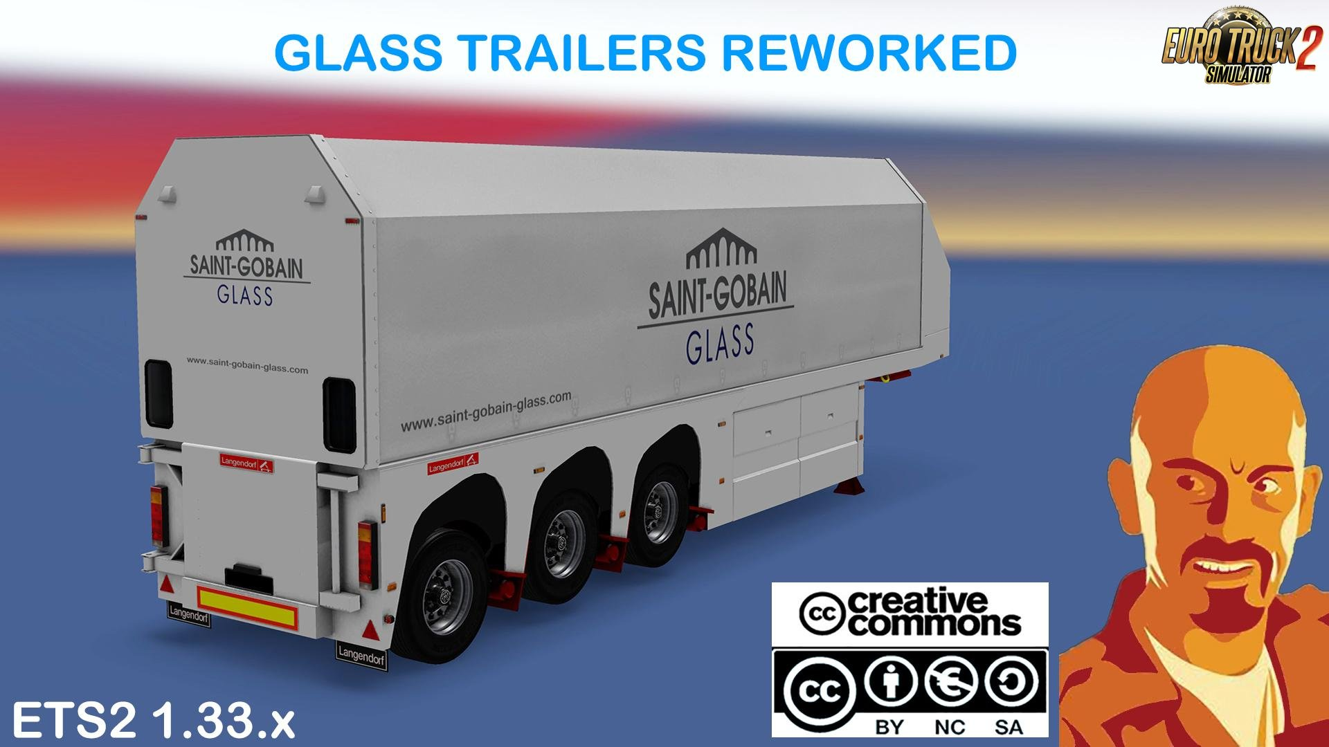 Glass Trailers Reworked [1.33.x]