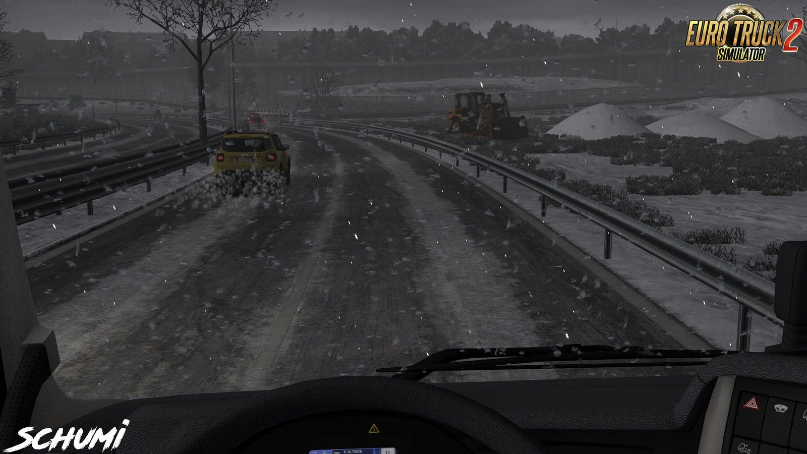 New Weather Winter v1.0 by Schumi [1.33.x]