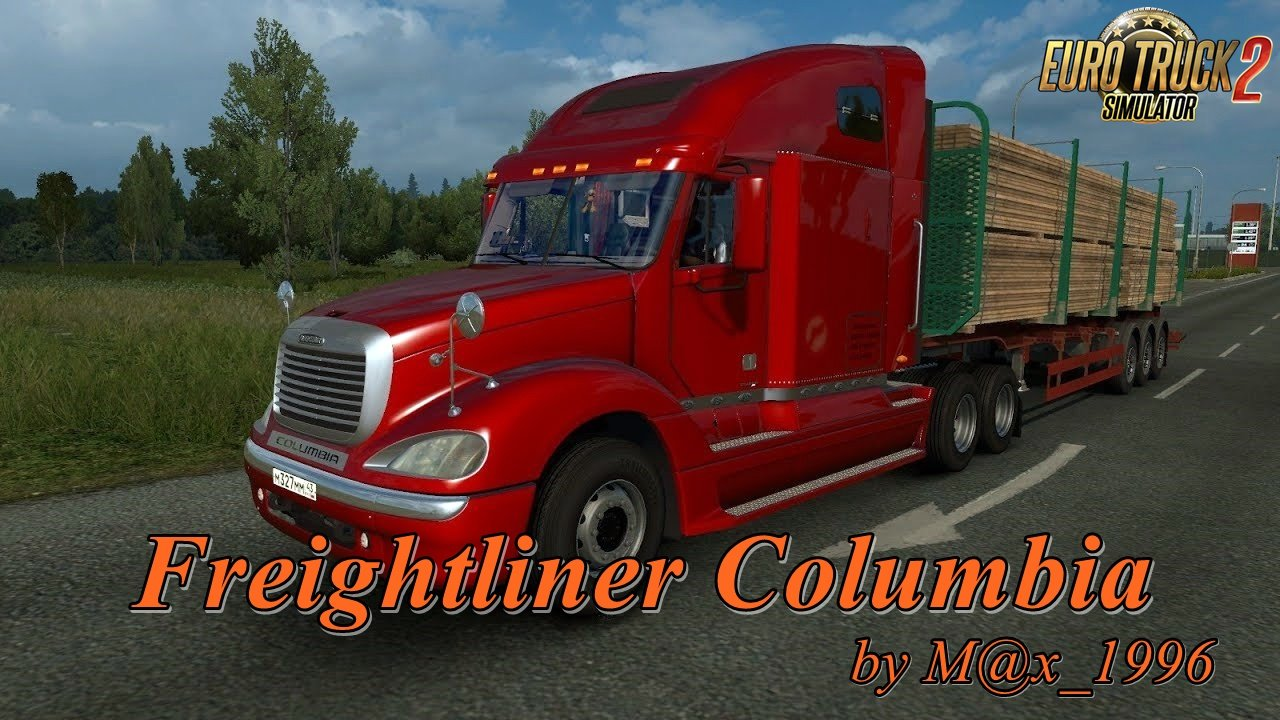 Freightliner Columbia v2.0 by M@x_1996