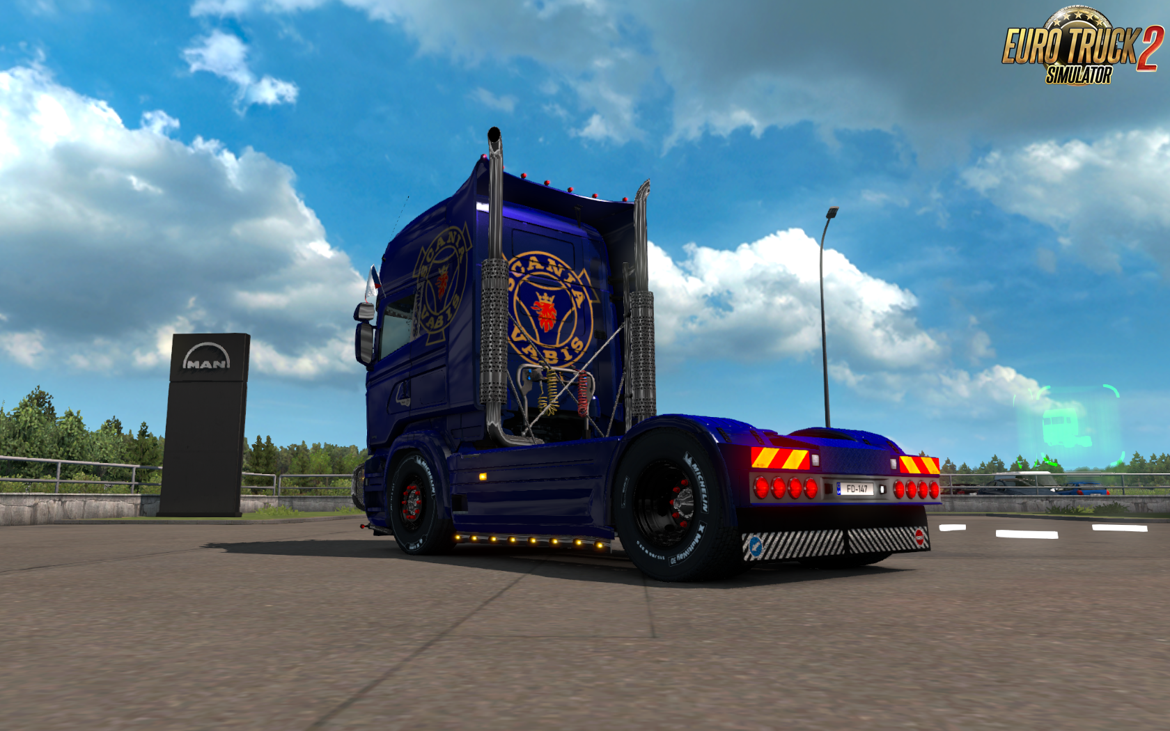DLC Package for Scania by RJL [1.33.x]
