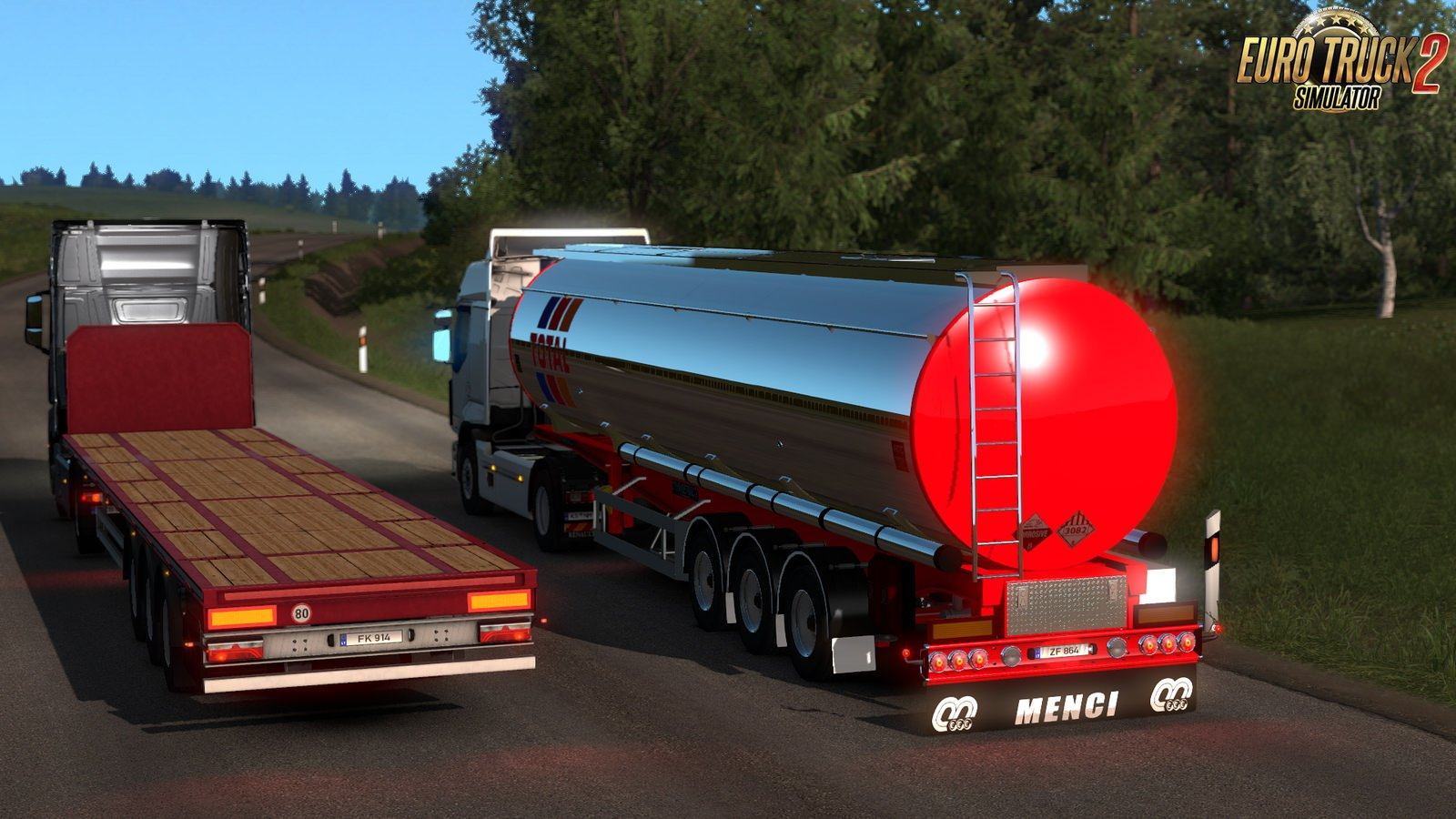 Cistern Menci v1.35 by MDModding