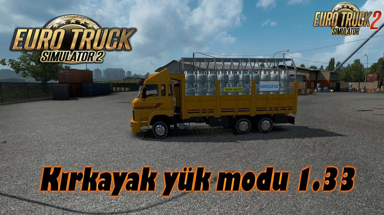 Truck Loads v1.33 for Ets2