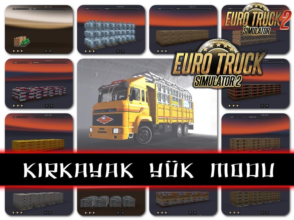 Truck Loads v1.33 for Ets2
