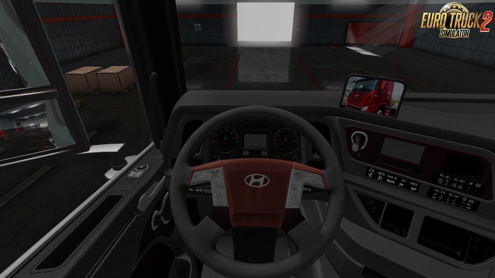 Hyundai Xcient v0.1 [1.33.x]