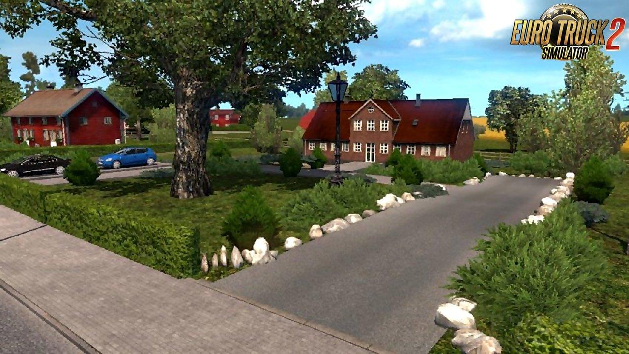 Simple House Mod in Esbjerg DK