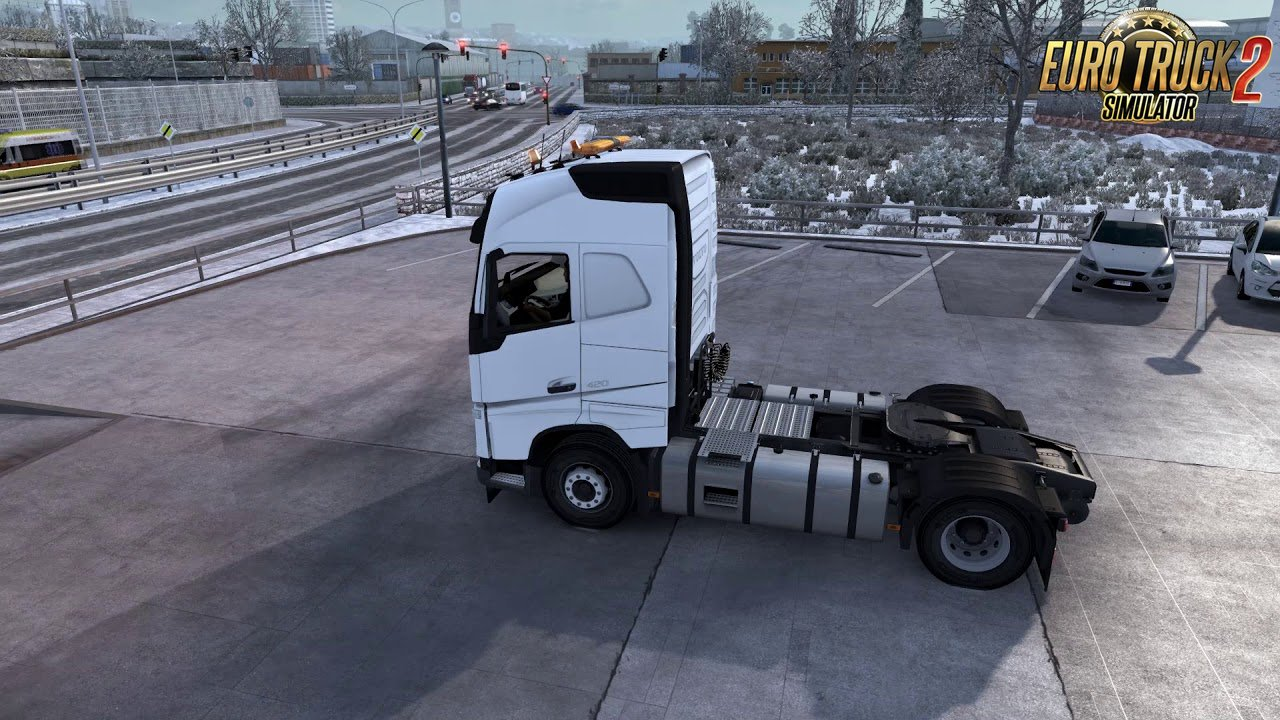 Addon for Volvo FH&FH16 2012 Reworked by Schumi [1.33.x]