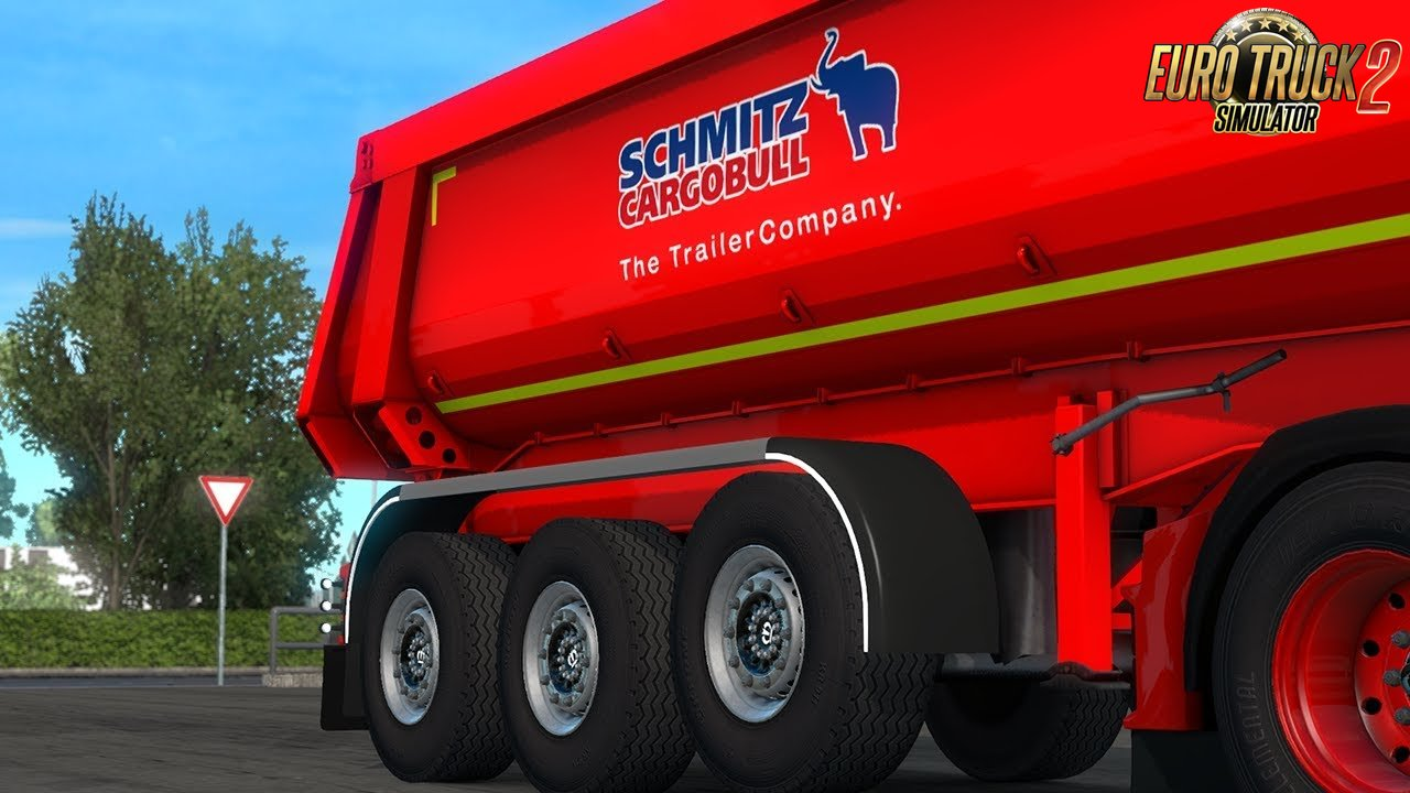 Trailer Tipper Schmitz BETA