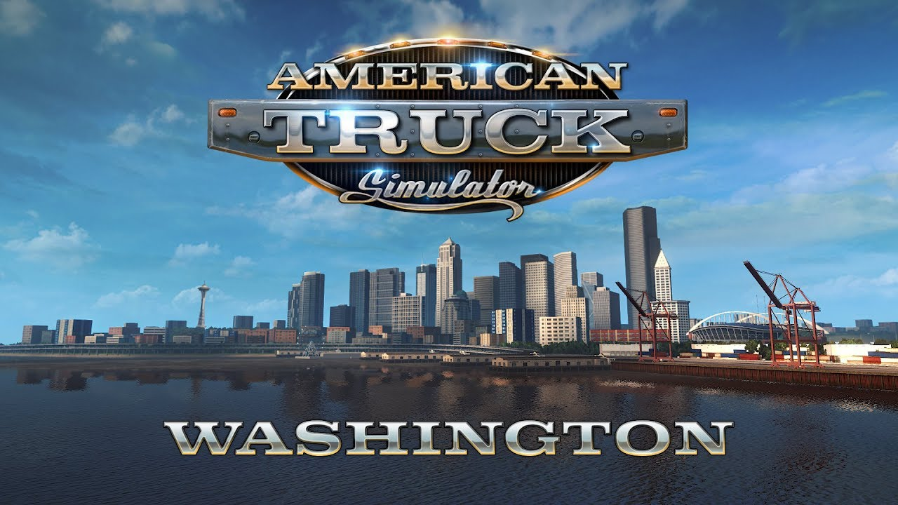 American Truck Simulator - Washington DLC soon!