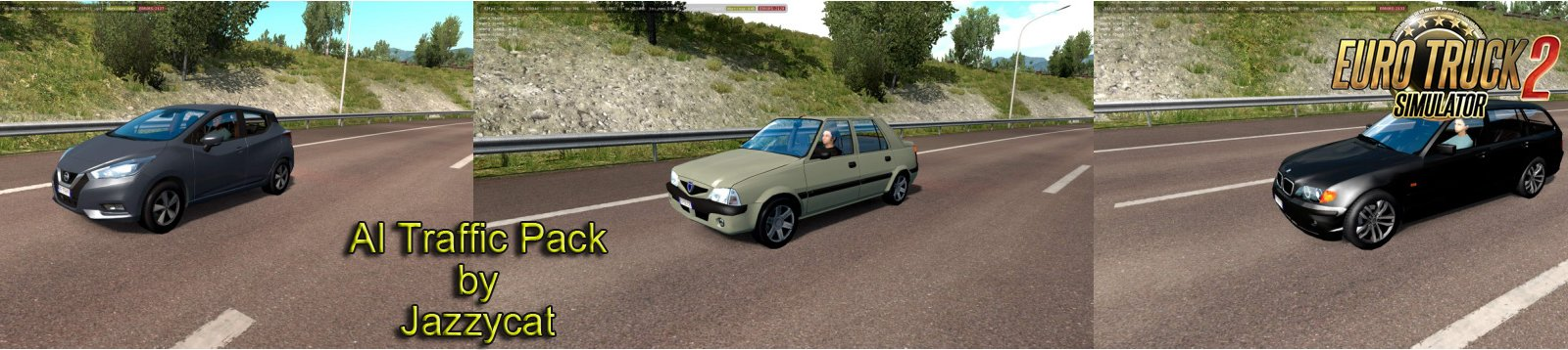 AI Traffic Pack v9.3 by Jazzycat