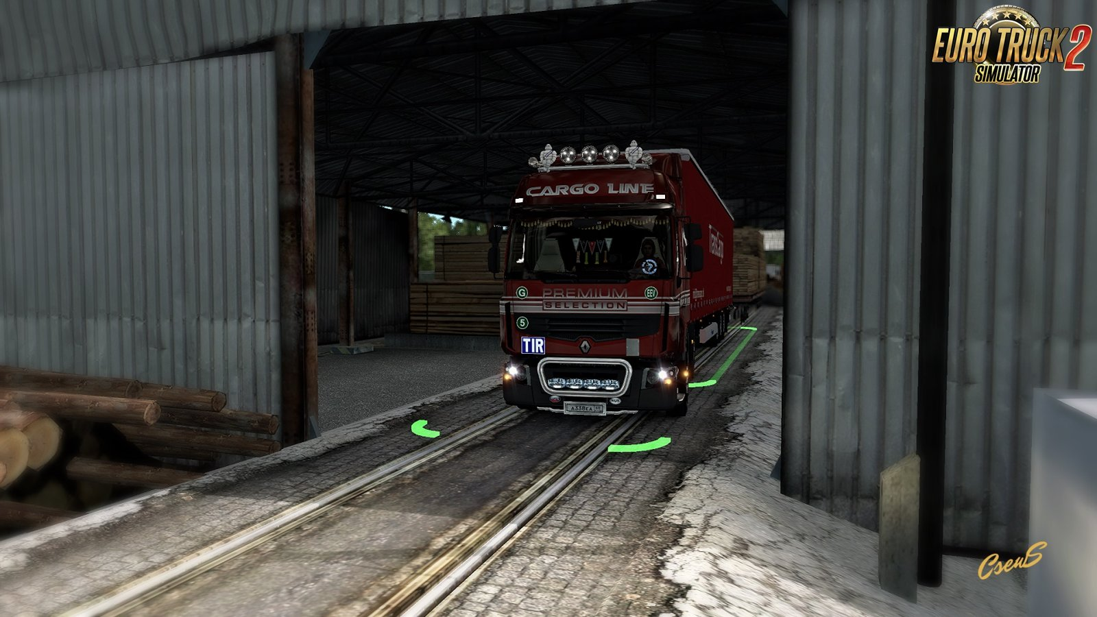 The new unloading zone v1.6 by Schumi [1.33.x]