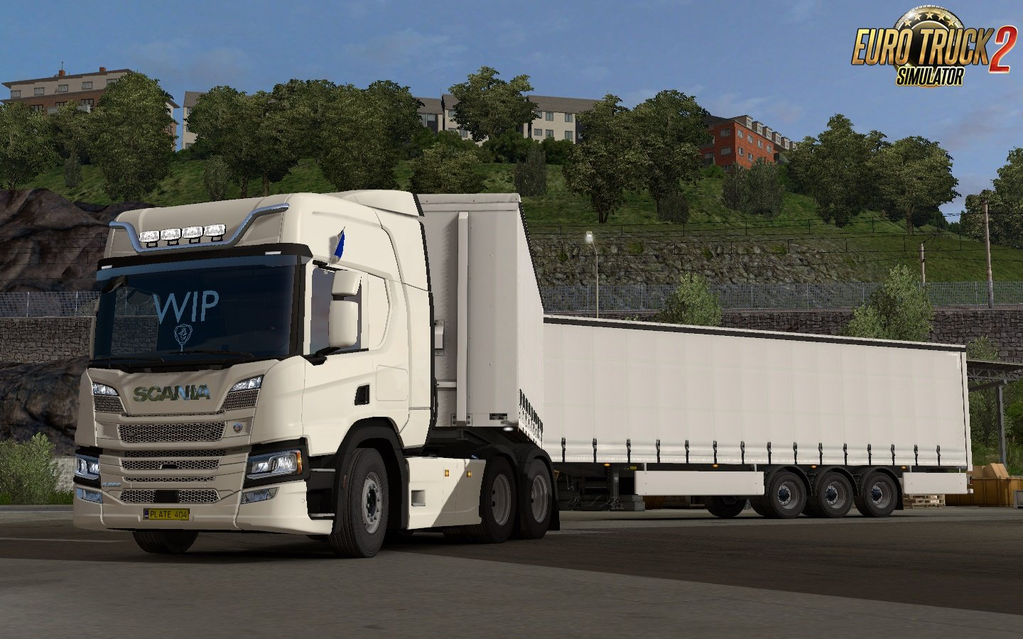 Scania NGS P Cab (add-on for R chassis) v1.1