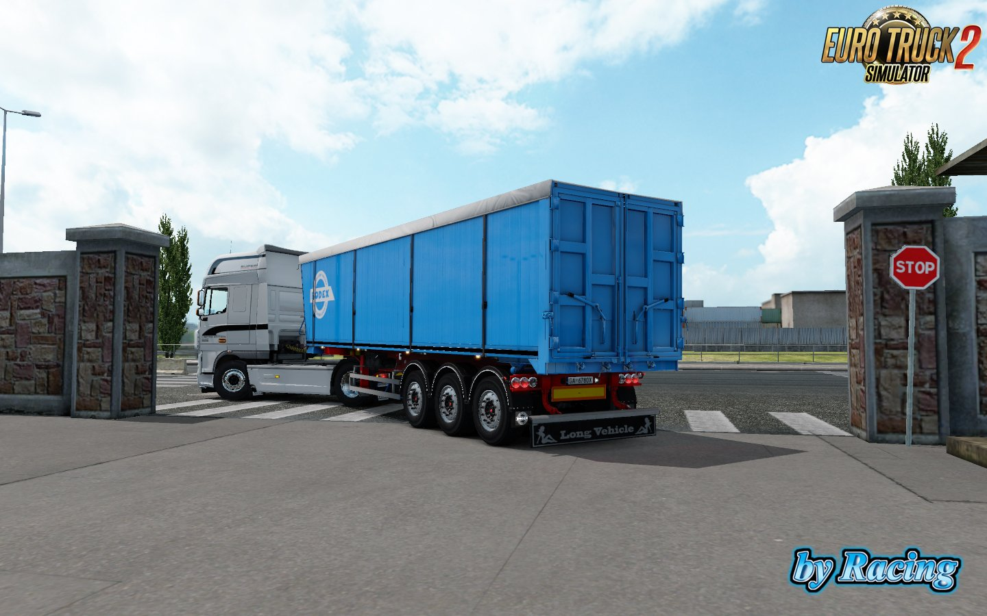 Trailer Bodex KIS 3 v1.0 by Racing (1.33.x)