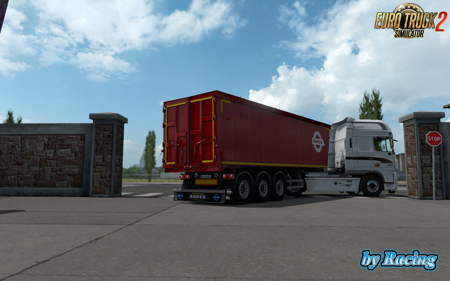 Trailer Bodex KIS 3 v1.2.1 by Racing (1.35.x)
