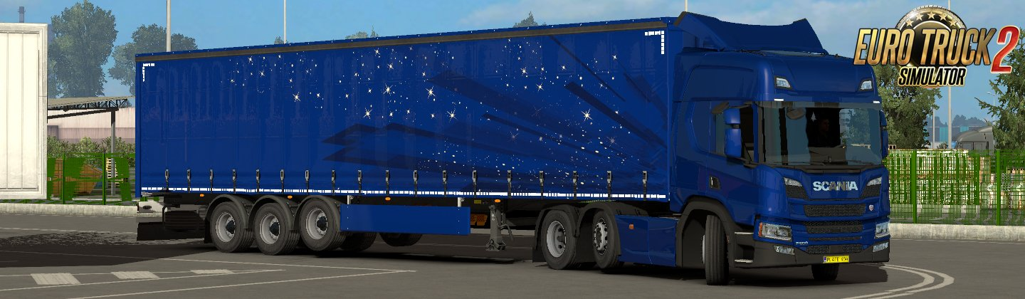 Scania NGS P Cab (add-on for R chassis) v1.2 for Ets2