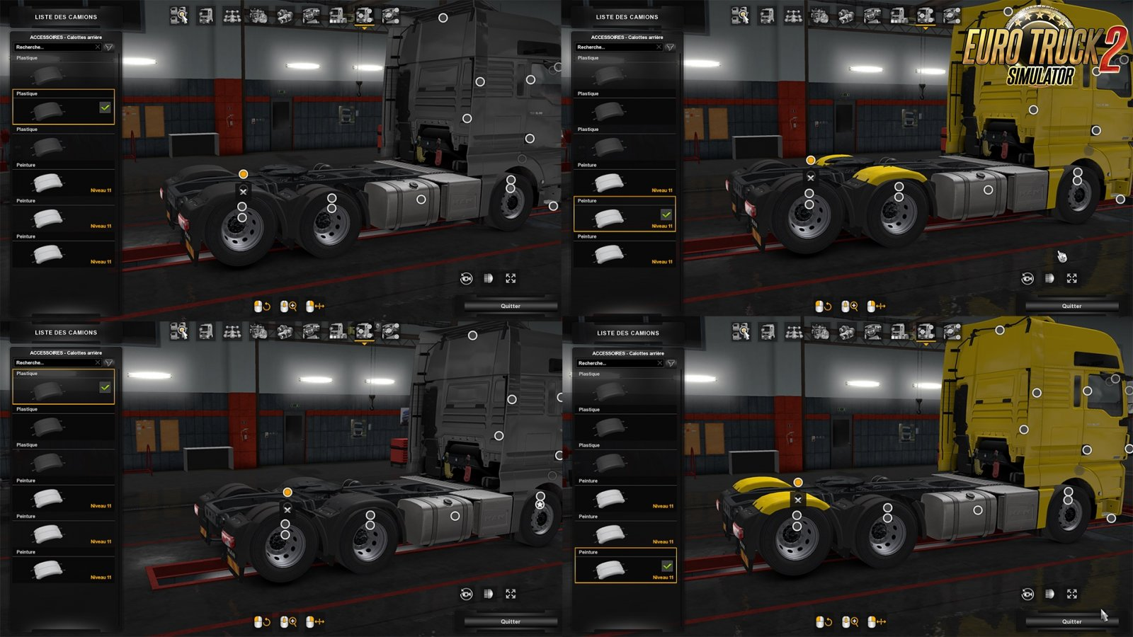 Accessory Chassis Man TGX E6 by SCS (1.34.x)