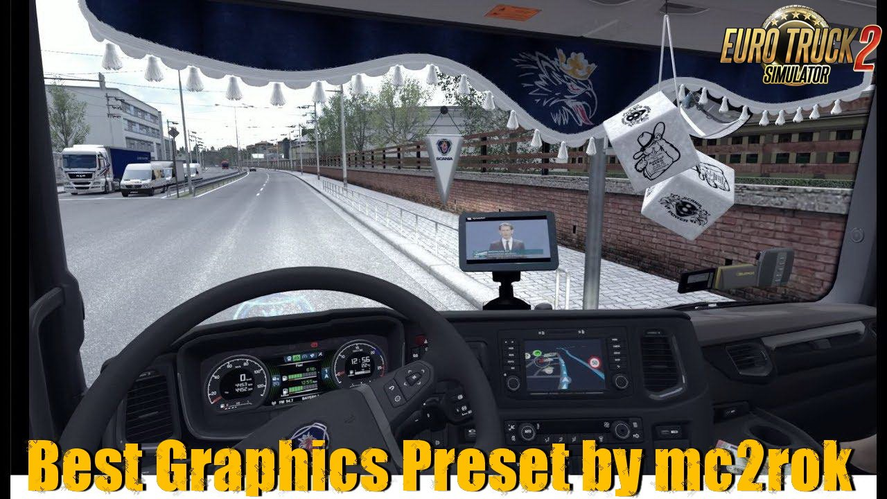 Best Reshade Graphics Preset v0.9 by mc2rok (1.34.x)