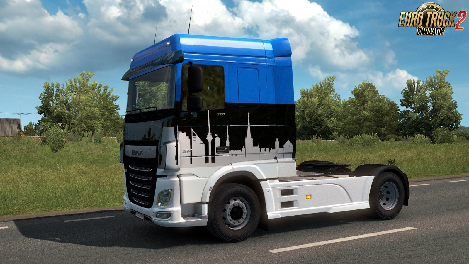 Estonian Paint Jobs Pack for ETS2