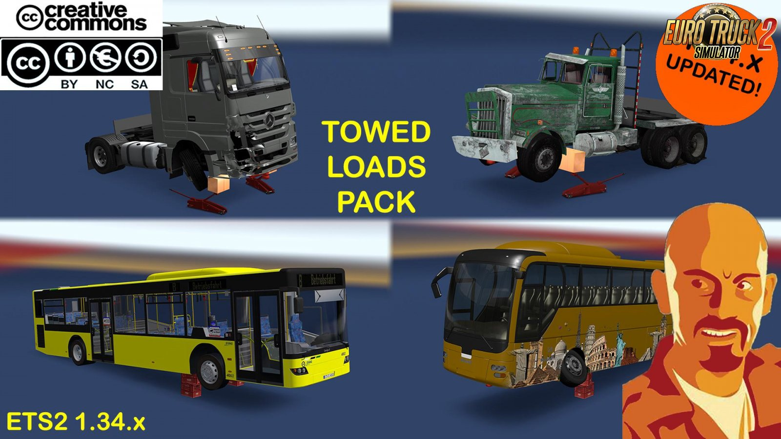 Load Pack for Crane Trucks [1.34.x]